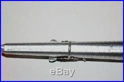 DORIS SMALLCANYON Zuni STERLING Silver TURQUOISE KACHINA Mud Ring 18g Large 2.4